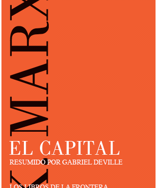 Karl Marx – El capital
