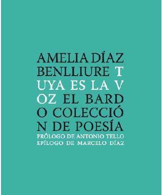 Amelia Díaz Benlliure – Tuya es la voz