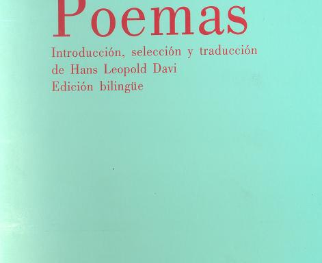 Hilde Domin – Poemas