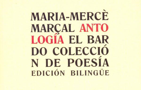 Antología Maria-Mercè Marçal